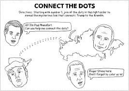 see all of trump u0027s connections to russia in one beautifully simple