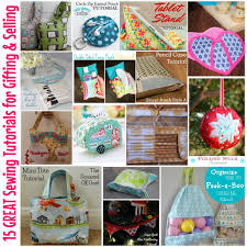 15 free mini christmas sewing makes tutorials prints to polka