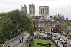 file york minster from the city wall jpg wikimedia commons