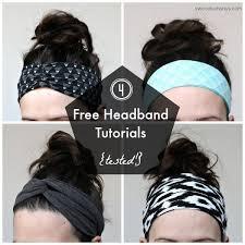 cloth headbands best 25 fabric headbands ideas on diy headband did
