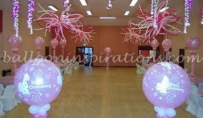 christening decorations christening balloon decorations for new baby arrivals