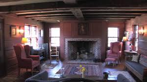 Home Design Eras Antique Reproduction Colonial Era Home Youtube