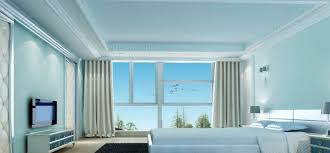 what color curtains for light blue walls integralbook com