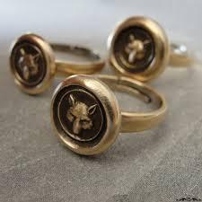 wax seal jewelry wax seal rings wax seal jewelry