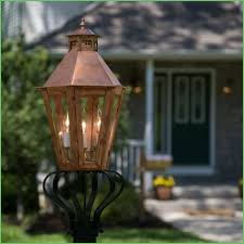 Outdoor Electric Post Lights by Lighting Gas Lamp Post Mantles Standard Natural Gas Outdoor Post