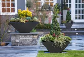 Low Bowl Planter by Era Bowl Pot Incorporated