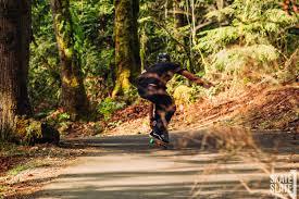 jed johnson longboard larry aero media skate slate 3 skate slate