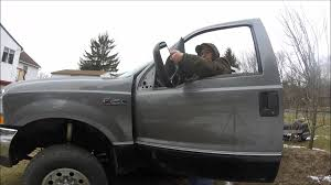 Old Ford Truck Mirrors - how to change mirrors on a 1999 2007 ford pickup youtube
