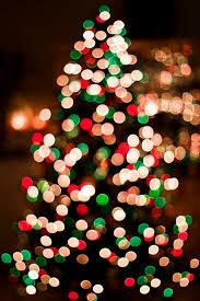 gif snow pretty reindeer santa lights tree