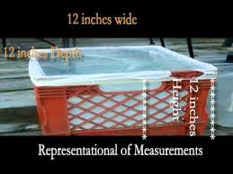 water one cubic foot of water youtube