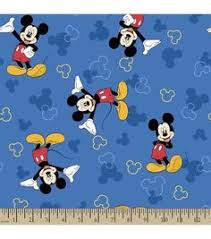 disney lilo stitch print fabric personalized fabric