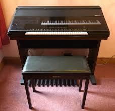 yamaha electone el 15 double keyboard electric posot class