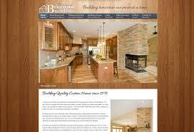 website design portfolio petry design