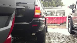 2001 jeep grand cherokee brake light 2001 jeep grand cherokee 2 7 crd review youtube