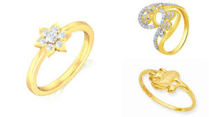golden rings images images Golden rings designs with diamond stone for ladies diamond jpg
