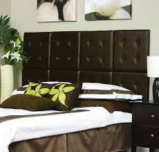 nexxt luxe wall panel headboard 18 by 18 inch set of 8 dark