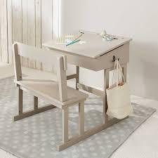 bureau bébé bois bureau enfant taupe pupitres bureau enfant et taupe