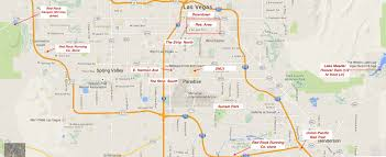Las Vegas Fremont Street Map by Great Runs In Las Vegas U2013 Great Runs U2013 Medium