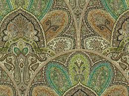 Iman Home Decor Iman Home Print Fabric Zulaika Jasper Home Decor Fabric