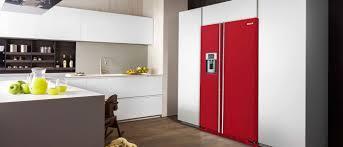 küche einbauen side by side kühlschrank einbauen general electric