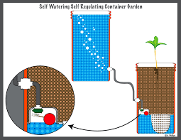 zero power self watering self regulating container garden 10