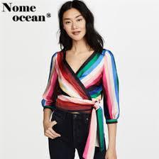 wrap shirts blouses discount wrap shirts blouses 2018 wrap shirts blouses on sale at