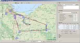 Maps Route Planner by Vfrflight Free Vfr Flight Planner