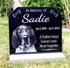 outdoor memorial plaques pet grave marker pet memorial granite headstone optiona