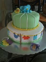 torta para baby shower de niña fiestas y celebraciones