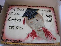graduation cakes the best and worst graduation cakes neatorama