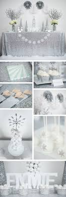 silver party favors best 25 winter party ideas on winter
