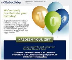 Alaska discount travel images Alaska airlines 10 off discount code for birthday present jpg