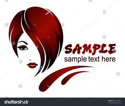 banner template beauty salon hair styles stock vector 175179125
