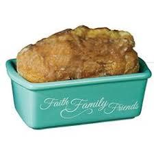 hamilton rectangular ceramic mini loaf pan 06151 mini