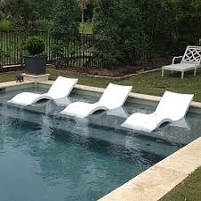 Pool Chaise Lounge Chaise Lounge Ledge Lounger Outdoor Lounges Pool Patio