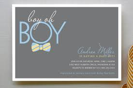 baby boy baby shower invitations bow tie boy oh boy baby shower invitations by beth minted