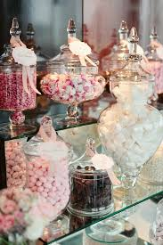 Pink And White Candy Buffet by Karen And Stephen U0027s Aussie Rock N Roll Wedding Buffet Pink