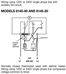 wiring diagram paragon defrost timer 8145 20 wiring diagram