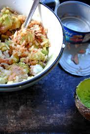 a clove of garlic a pinch of salt sushi bowl low residue