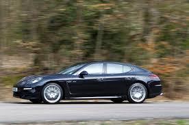 Porsche Panamera Brown - porsche panamera diesel first drive