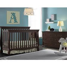 Convertible Crib Nursery Sets Storkcraft 2 Nursery Set Venetian Convertible Crib And