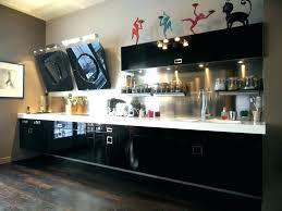 cuisine laqué noir cuisine noir laque pas cher meuble cuisine laque noir cuisine
