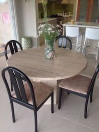 Noosa  Piece Outdoor Dining Setting Outdoor Dining Outdoor - Round outdoor dining table australia