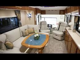 volkner rv mobil home with garage luxury interior volkner youtube