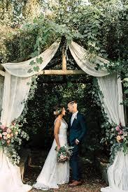 Wedding Arch Garden 2017 Wedding Trend Greenery Wedding Color Ideas Florals Arch