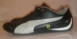 ferrari shoes puma mostro women u0027s puma ferrari running shoes black u0026 red size