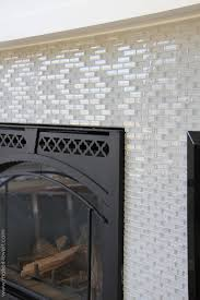 How To Tile A Backsplash In Kitchen by Home Improvement Laying Tile On A Fireplace Walls Or