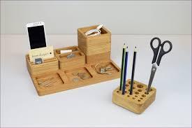 the impressive wooden desktop organizer 25 best ideas about wooden