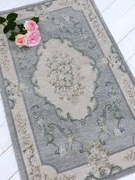 tappeto blanc mariclo tappeto azzurro grigio serie doria blanc maricl祺 misura 65 x 110