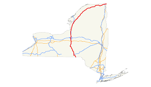 Malone Ny Map U S Route 11 In New York Wikipedia